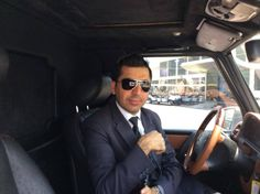 Meet the guy who chauffeured #LadyGaga in Dubai. Stories unveil at #BigBoysToys_UAE #BBTPREvent #BigEvent For more updates follow us on @BigBoysToys_UAE