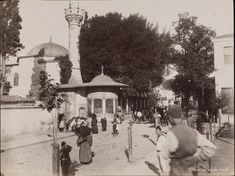 Historical Pictures, Istanbul, Taj Mahal, Street View, City, World, Travel, Viajes, Cities