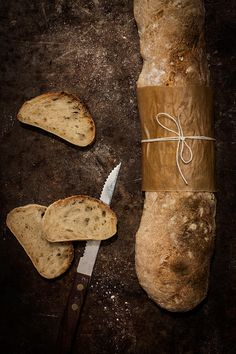 Cro'K'Mou - Blog culinaire - Food & Photography: Baguette tradition