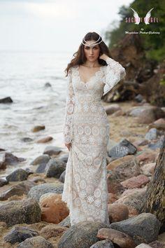 Bride, Wedding Dresses, Campaign, Angel, Beach, Fashion, Wedding Bride, Bride Dresses, Moda