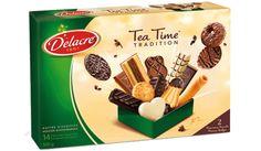 DELACRE Tea time tradition mélange biscuits 500gr Biscuit Delacre, Biscuits, C'est Bon, Tea Time, Bread, Traditional, Food, Original Recipe, Sugar