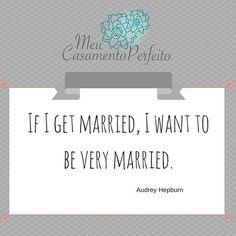 I'm very married!!  #meucasamentoperfeito