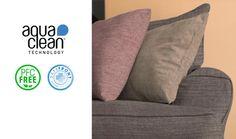 Toucan - AquaClean kolekcia   sedackybeta.sk Clean Technology, Cleaning, Throw Pillows, Marketing, Toss Pillows, Cushions, Decorative Pillows, Home Cleaning, Decor Pillows