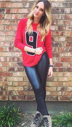 Fashion Nova has the trendiest clothes! Diy Fashion, Womens Fashion, Fashion Trends, Fashion Edgy, Fashion Fall, Fashion Jewelry, Trendy Outfits, Cool Outfits, Red Sweaters