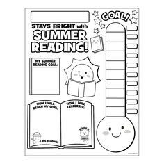 Reward bucks template reading rewards charts galore pinterest color your own summer reading countdown posters learn365 maxwellsz