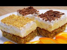 Habos diós krémes - YouTube Tiramisu, Cheesecake, Snacks, Ethnic Recipes, Youtube, Appetizers, Deserts, Dios, Cheesecakes