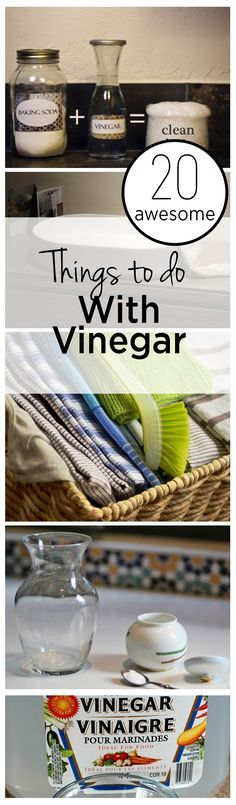 Vinegar, things to do with vinegar, life hacks, cleaning hacks, popular pin, home organization, clean home