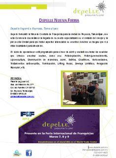 @Depelle_Mx llegará a Reynosa,Tamaulipas