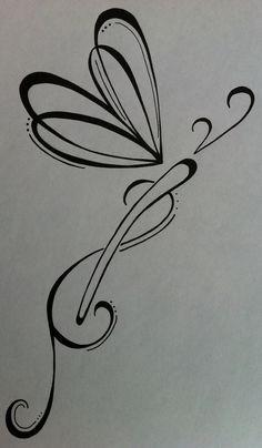 lalulutres:  dragonfly art nouveau
