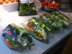 Veg packets Juicing, Fresh Rolls, Juice, Juices