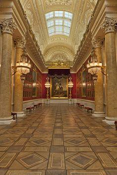 Hermitage Museum, St Petersburg, Russia