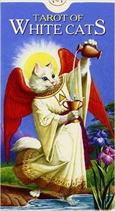 Tarot of White Cats/Tarot de Los Gatos Blancos: Amazon.es: Lo Scarabeo: Libros en idiomas extranjeros