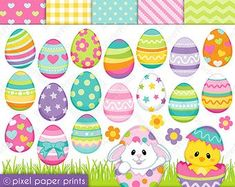 Find the desired and make your own gallery using pin. Digital clipart easter - pin to your gallery. Explore what was found for the digital clipart easter Scrapbook Kit, Scrapbooking, Easter Bunny, Easter Eggs, Easter Art, Easter Printables, Digital Stamps, Digital Papers, Photoshop Elements