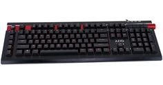 AZIO Armato Mechanical Gaming Keyboard Review
