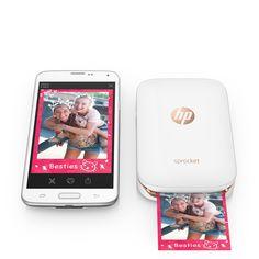 Win A HP Sprocket Portable Photo Printer