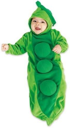 Rubieu0027s Pea In The Pod Baby Bunting Costume  sc 1 st  Pinterest & Infant Baby 0-9 Months Chili Pepper Bunting Halloween Costume ...