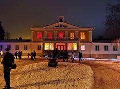 ValotON 2019 -tapahtuma vietettiin Törnävällä Finland, Pop Up, Mansions, House Styles, Home Decor, Decoration Home, Manor Houses, Room Decor, Popup