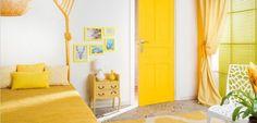 Decora esta primavera en tonos amarillos - http://www.decoora.com/decora-esta-primavera-en-tonos-amarillos/