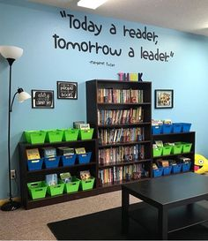 Classroom library labels ditch the bins 59 ~ Design And Decoration Classroom Library Labels, Classroom Layout, 5th Grade Classroom, Classroom Quotes, Classroom Organisation, New Classroom, Classroom Design, Preschool Classroom, Classroom Themes
