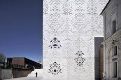 k-architectures: théâtre of saint-nazaire