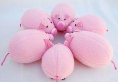 ikat bag: Pig