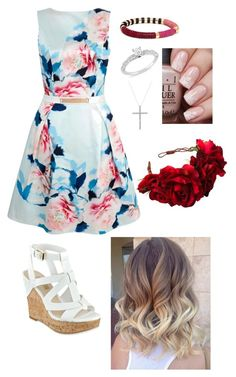 """""""Banquet"""" by rikey-byrnes on Polyvore featuring Yumi, Ice and Rock 'N Rose"""