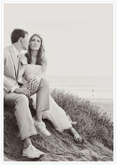 Muir Beach, CA wedding portraits  Steve Madden PAIIGGE sandals