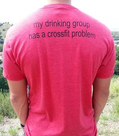 My Drinking Group Has a CrossFit Problem