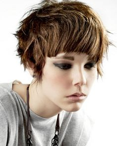 Stylish And Versatile Short Hairstyles. Haarschnitt ...