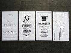 Fabien Barral Business Cards