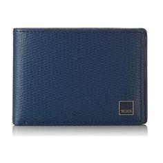 Tumi Monaco Slim Single Billfold Wallet