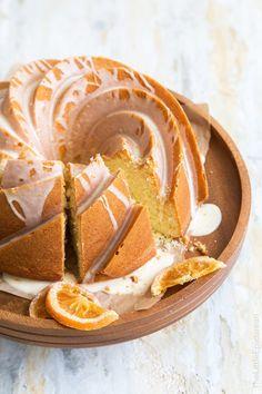 Orange Buttermilk Bundt Cake