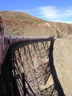 Tren a las nubes, Salta, Argentina