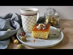 Briose fara zahar si fara gluten--reteta indulcita cu mere proaspete, iar faina fara gluten este preparata in casa French Toast, Gluten, Pudding, Cookies, Breakfast, Dan, Desserts, Food, Crack Crackers