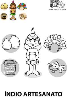 indios desenhos - Pesquisa Google