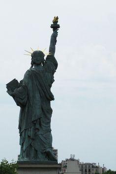 Statue of Liberty – Paris Paris Love, Little Sisters, Big Ben, Statue Of Liberty, Travel Inspiration, Scenery, Journey, Adventure, Beautiful