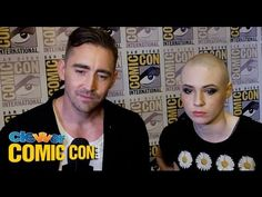Lee Pace & Karen Gillan Talk 'Guardians of the Galaxy' at 2013 Comic-Con