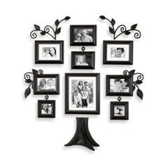 wallverbs family tree 9piece family tree collection