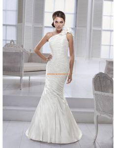 RONALD JOYCE Sexy Moderne Brautkleider aus Taft