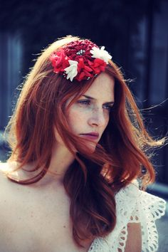 #Redhead /
