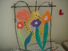 fleur chez Isabelle S