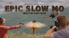 Sony FS700 with Super Slow Mo and 4K for around $10K