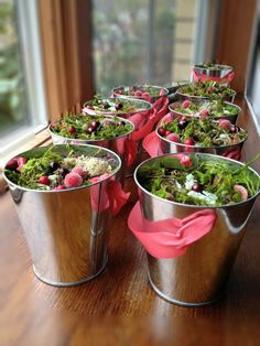 Special Berry Pails filled with our popularly scented Tundra Potpourri. Find them at the Villanova University Holiday Bazaar 12/6 from 10 a.m. to 6 p.m.