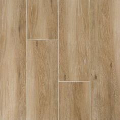 Truewood Cream Wood Plank Porcelain Tile – 9 x 47 – 100480698 - Badezimmer Ideen Wood Plank Tile, Wood Tile Floors, Wood Planks, Bathroom Niche, Bathroom Colors, Bathroom Flooring, Bathrooms, Bathroom Ideas, Master Bathroom
