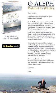 O Aleph by Paulo Coelho