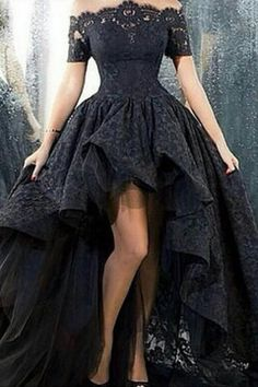 2017 Asymmetrical Prom Dresses Long Sleeves Taffeta  & Tulle
