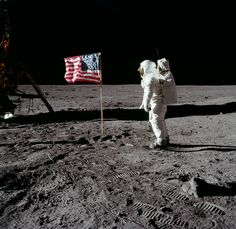 Chase Jarvis :  Inspirational Photos by Neil Armstrong – Primary Photographer on the First Successful Manned Mission to the Moon