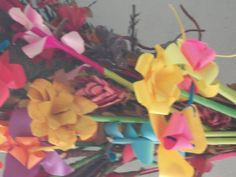 my  lovely bouquet is ready ! Reminds you of spring in all seasons