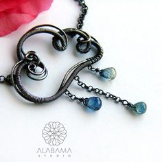 Blue for Spring ! by Elena on Etsy