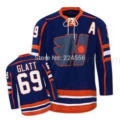 Aliexpress.com   Buy Customize Doug the Thug Glatt  69 Halifax Highlanders  Goon Movie Hockey Jersey Any Name Any Number from Reliable hockey jerseys  ... 6e4629e57